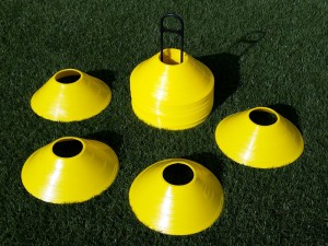 Standard Safety Marker Set with Stand